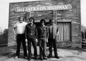 "Muscle Shoals Sound - ""The Swampers"""